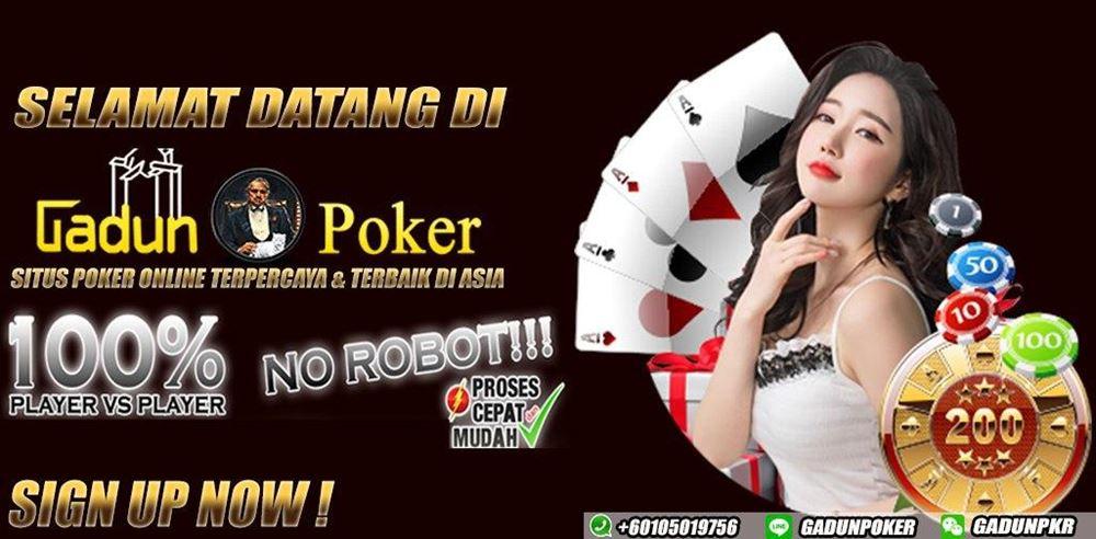 Daftar 10 Situs Poker Online Terbaru 2020